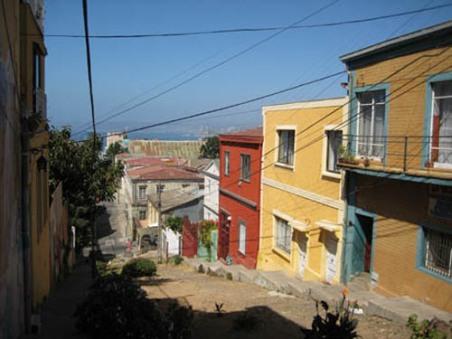 Valparaiso Cerro Alegre